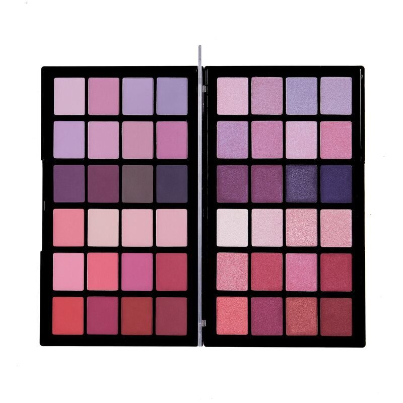 Makeup Revolution Colour Book Eyeshadow Palette Cb04 Shadow Palette Makeup Revolution Coloring Books