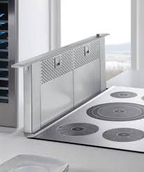 Pop Up Vents For Cooktops Kitchen Cooktop Kitchen Stove Kitchen Exhaust