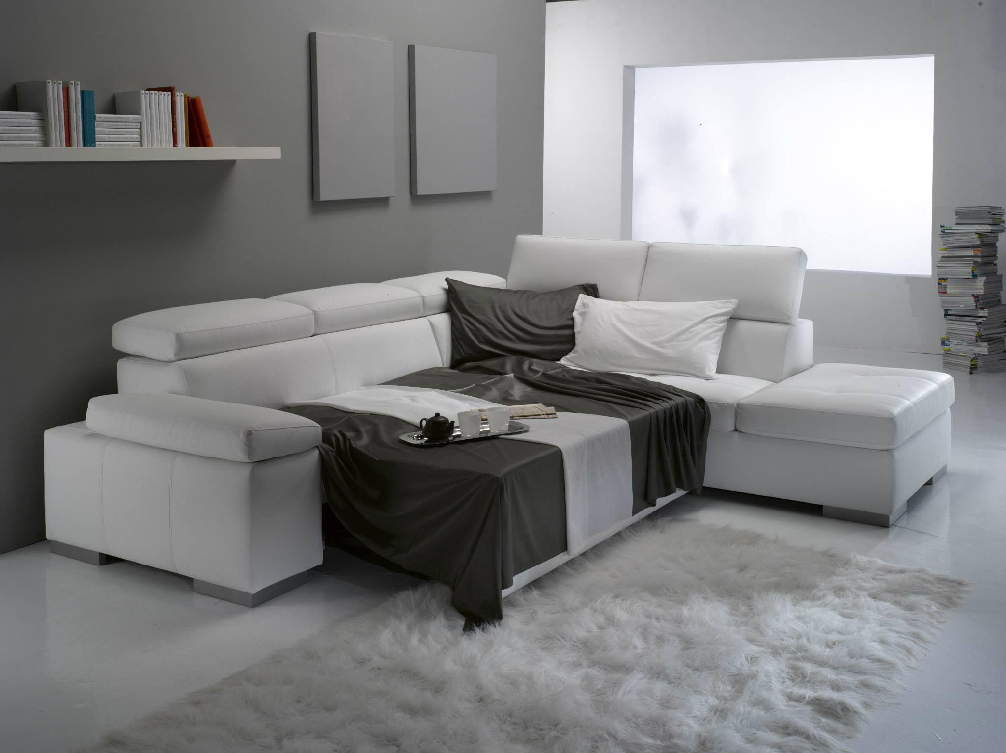 Versione Full Optional del divano Musa Classic prende stereo