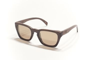 Provo Stained Bamboo Shades