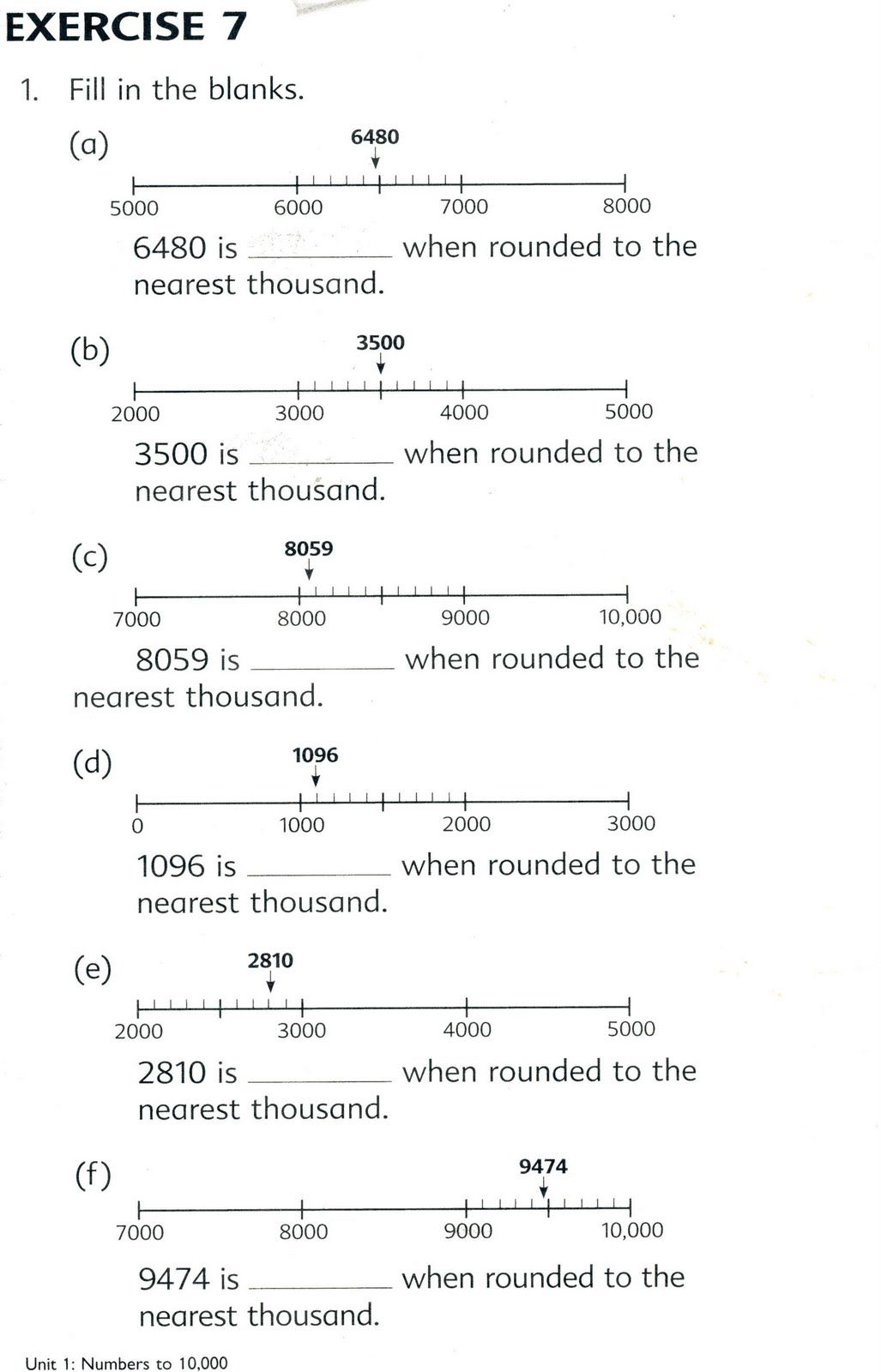 Worksheet 3 Grade Math Problems 1000 images about math rounding on pinterest