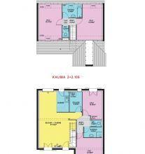 Maison Kalima 2 2 109 Maisons Pierre Maison En Pierre Maison