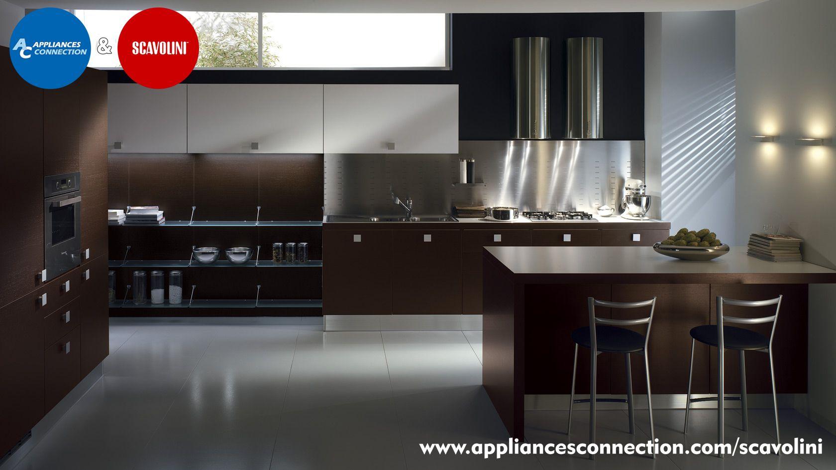 Italian Made and Designed, Scavolini Cabinets come in all styles ...