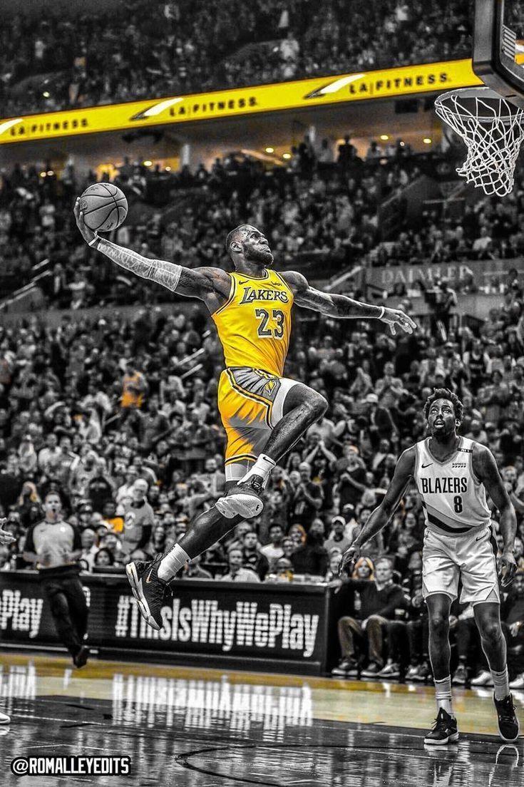 Lebron James Wallpaper Nba Airbuds In 2020 Lebron James Lakers Lebron James Wallpapers Nba Lebron James