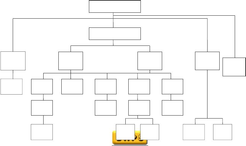 hotel organizational chart template - flowchart templates for word chart template