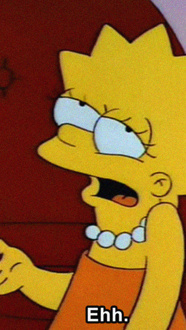 Lisa Simpson Tumblr Papeis De Parede Para Iphone Papeis