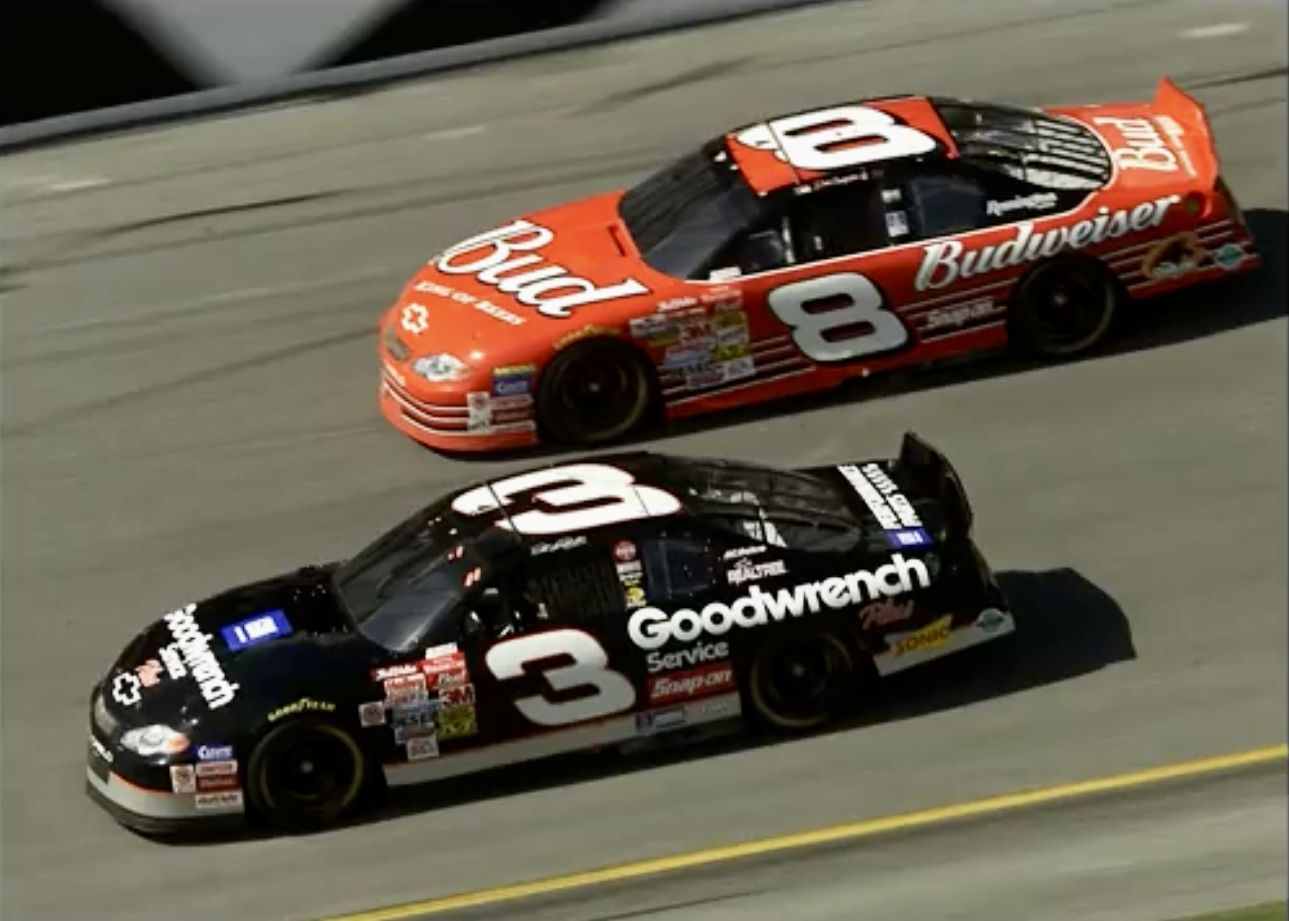 Pin By Salvatore Disanto On A Tribute To Nascar Legend Dale Earnhardt Nascar Race Cars Nascar Dale Jr