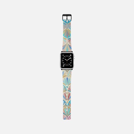 Vintage Twenties Art Deco Pattern band - Casetify Band