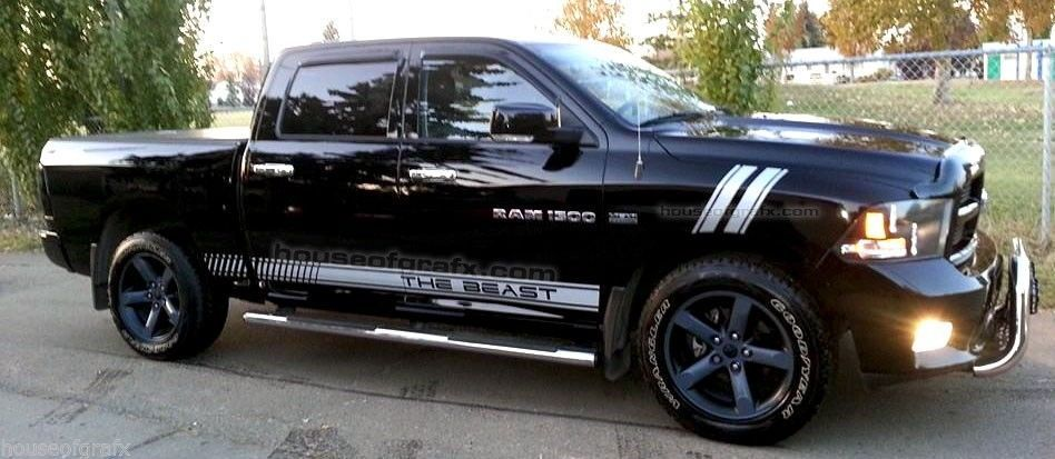Featuring The 2015 2019 Dodge Ram Stripes Dodge Ram Decals Dodge Ram Vinyl Graphics Dodge Ram Racing Stripes Dodge Ram Rally Dodge Ram Dodge Rally Stripes