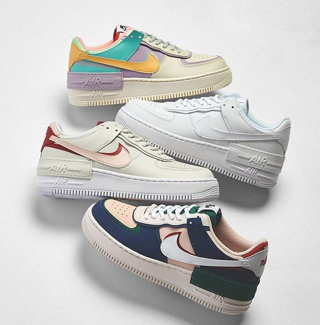 Nike Shed Light on the Air Force 1 Shadow Sneaker Freaker