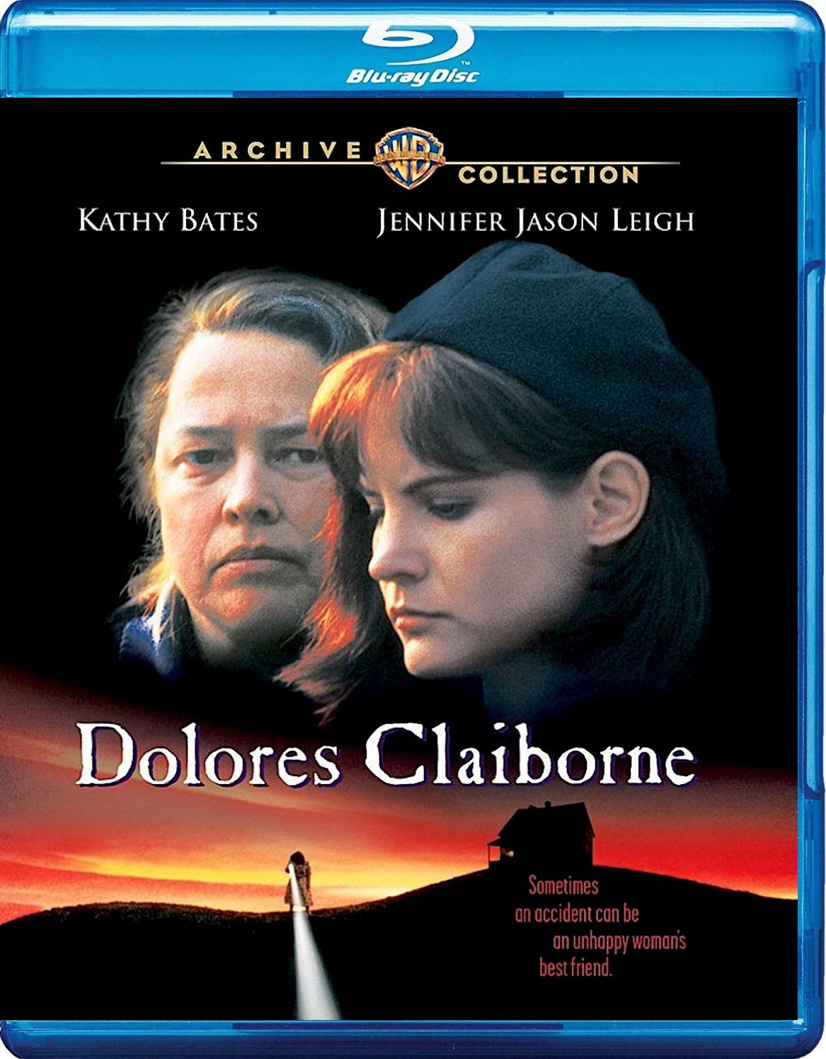 Dolores Claiborne Blu Ray Warner Archive Collection Dolores Claiborne Claiborne Blu