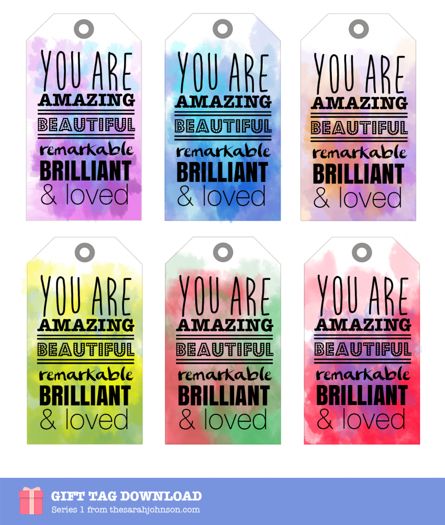 You Are Amazing Beautiful Remarkable Brilliant and Loved ...