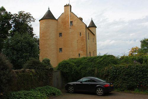 Kinkell Castle (3 of 4)