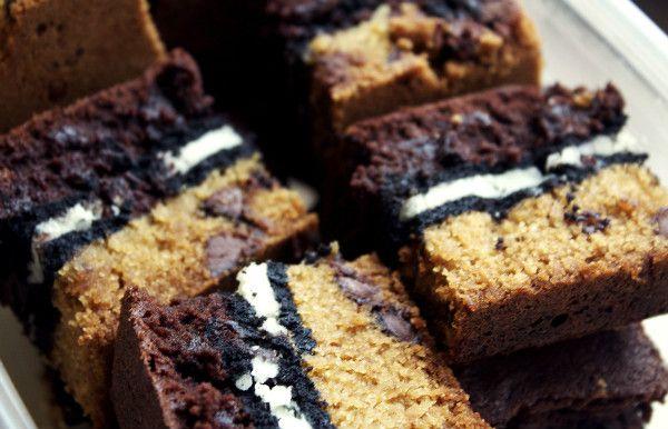 Brownie come galletas - Recetízate