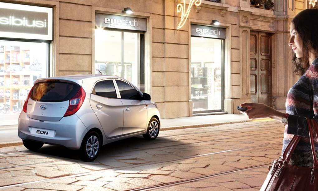 لديك موقف لسيارتك في كل مكان تذهب إليه مع هيونداي ايون Hyundai