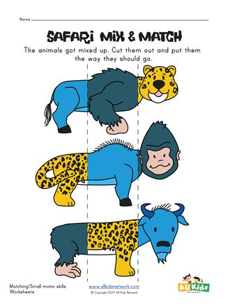 Pin On Animal Worksheets