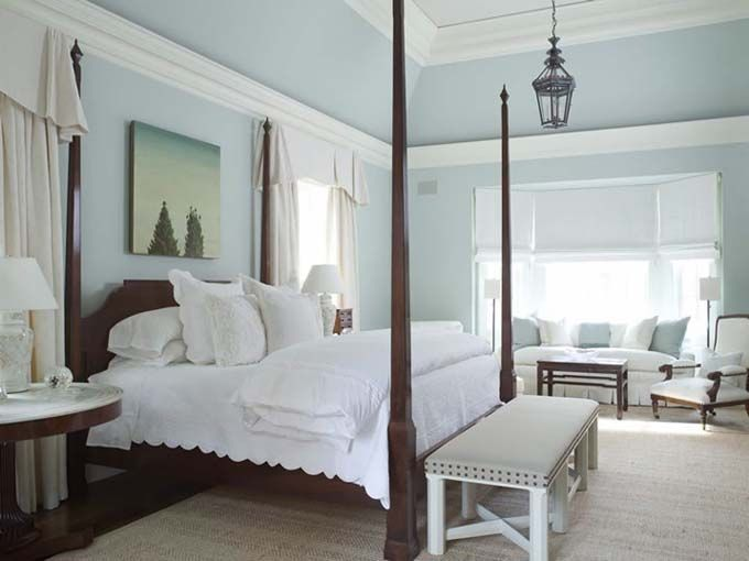 Phoebe Howard House Of Turquoise Guest Bedroom Inspiration Blue Master Bedroom Master Bedroom Inspiration