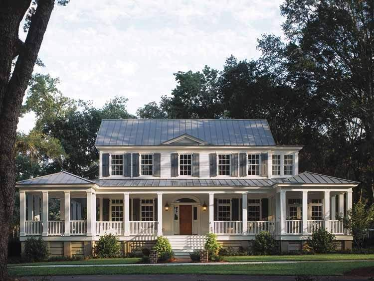 Low Country House Plans Ideas With Unique Design Porch House Plans Southern Living House Plans Country House Plans
