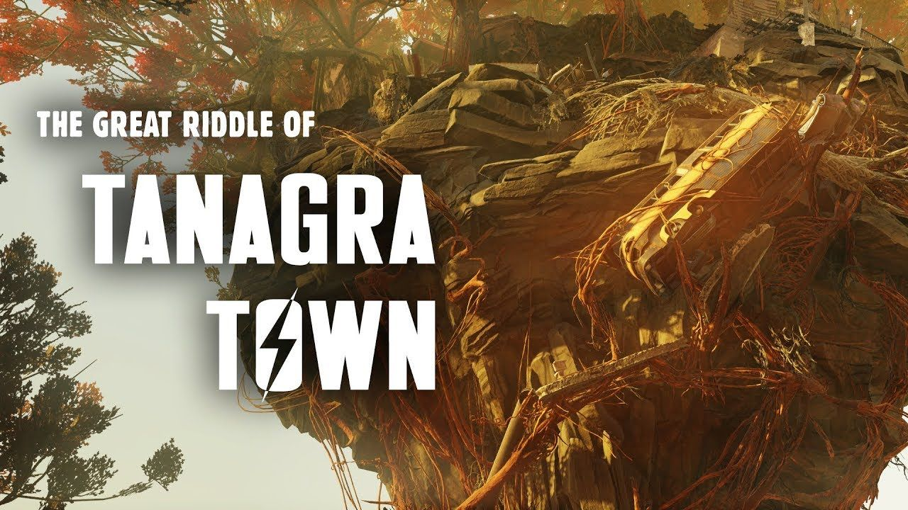 The Great Riddle of Tanagra Town - Fallout 76 Lore | Fallout
