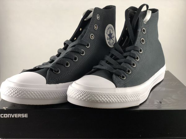 Converse Lunarlon Insole For Sale Converse Chuck Taylor All Star Ii Black Multiple Sizes Chuck