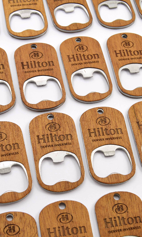 Custom Wooden Corporate Gifts By Autumn