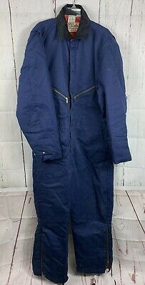 vintage walls blizzard pruf navy snow snowmobile suit on walls insulated coveralls blizzard pruf id=79544