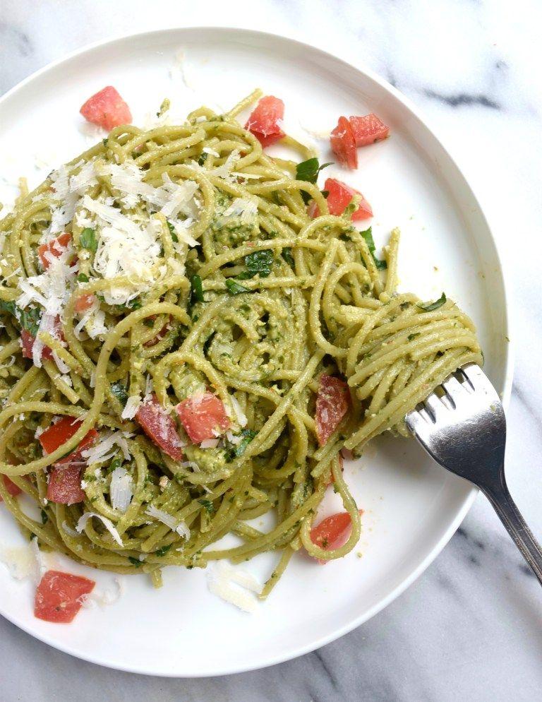 Microgreen pesto greens recipe food pesto