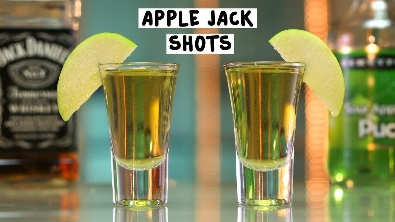 Apple Jack Shot (With images) Apple pucker, Applejack