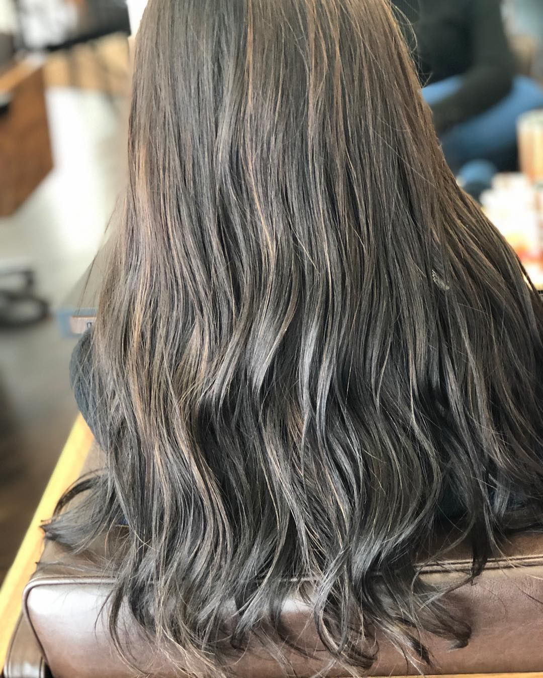 sayaka katanoはinstagramを利用しています お客様フォト この春に高校を卒業予定の高校生 明るすぎず 暗すぎず 可愛く大人っぽい アッシュグレージュとハイライトで アクセント 可愛すぎて二度見するー アッシュグレ hair styles long hair styles beauty
