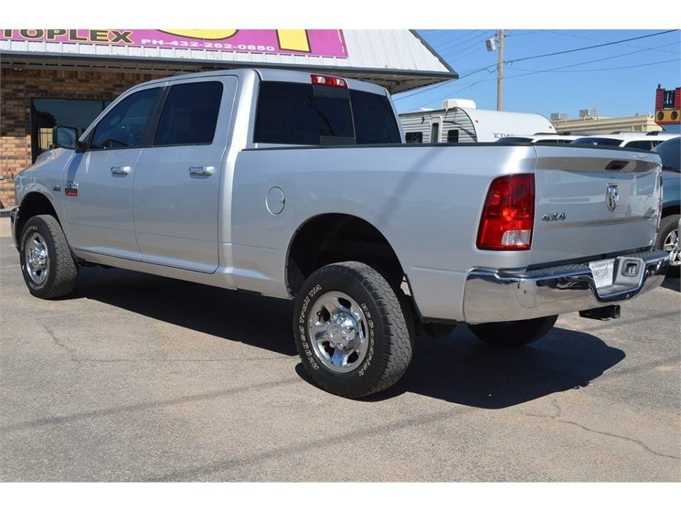 2012 RAM 2500 SLT at Direct Autoplex in Midland Texas