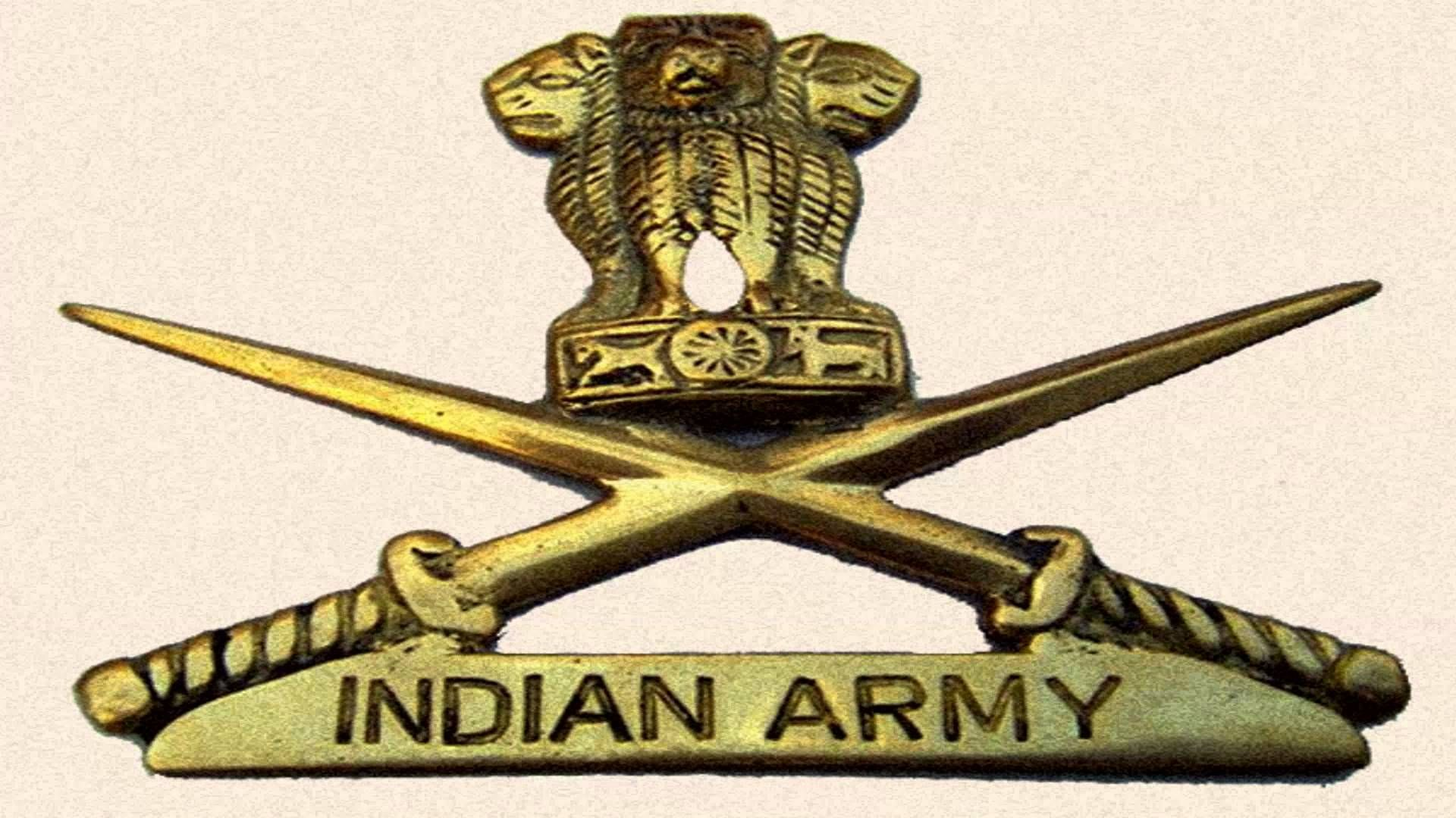 Army Logo Wallpaper Group With 50 Items Indian Army Recruitment Army Recruitment Indian Army Special Forces Logo indian army photos hd wallpaper
