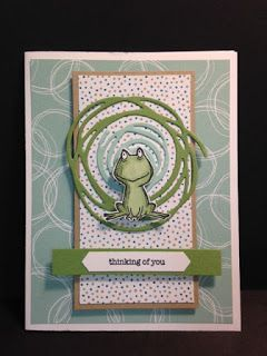 A Love You Lots, Swirly Scribbles and Teeny Tiny Wishes Thinking of You Card