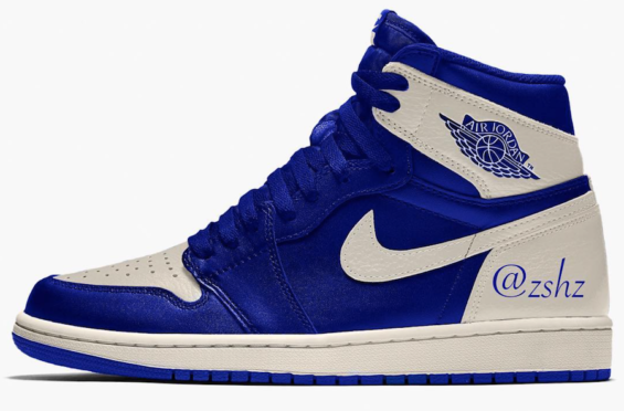 5c5dd666313dc6 Air Jordan 1 Retro High OG Hyper Royal Expected To Release In July