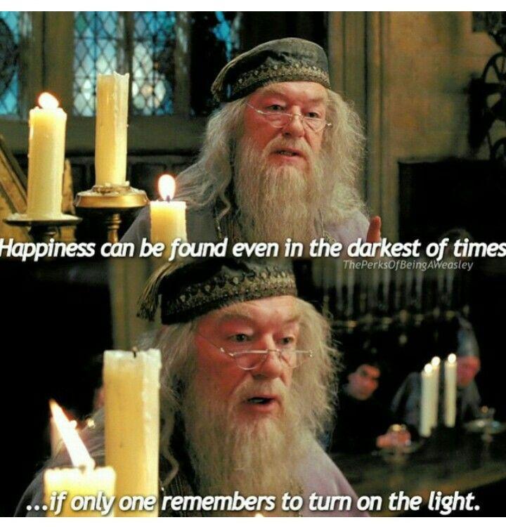 Dumbledore. HP