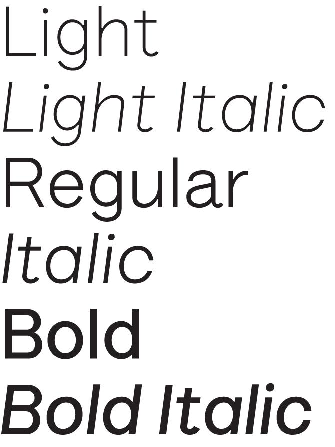 Lettera Typeface // Lineto Type Foundry | T Y P E F A C E