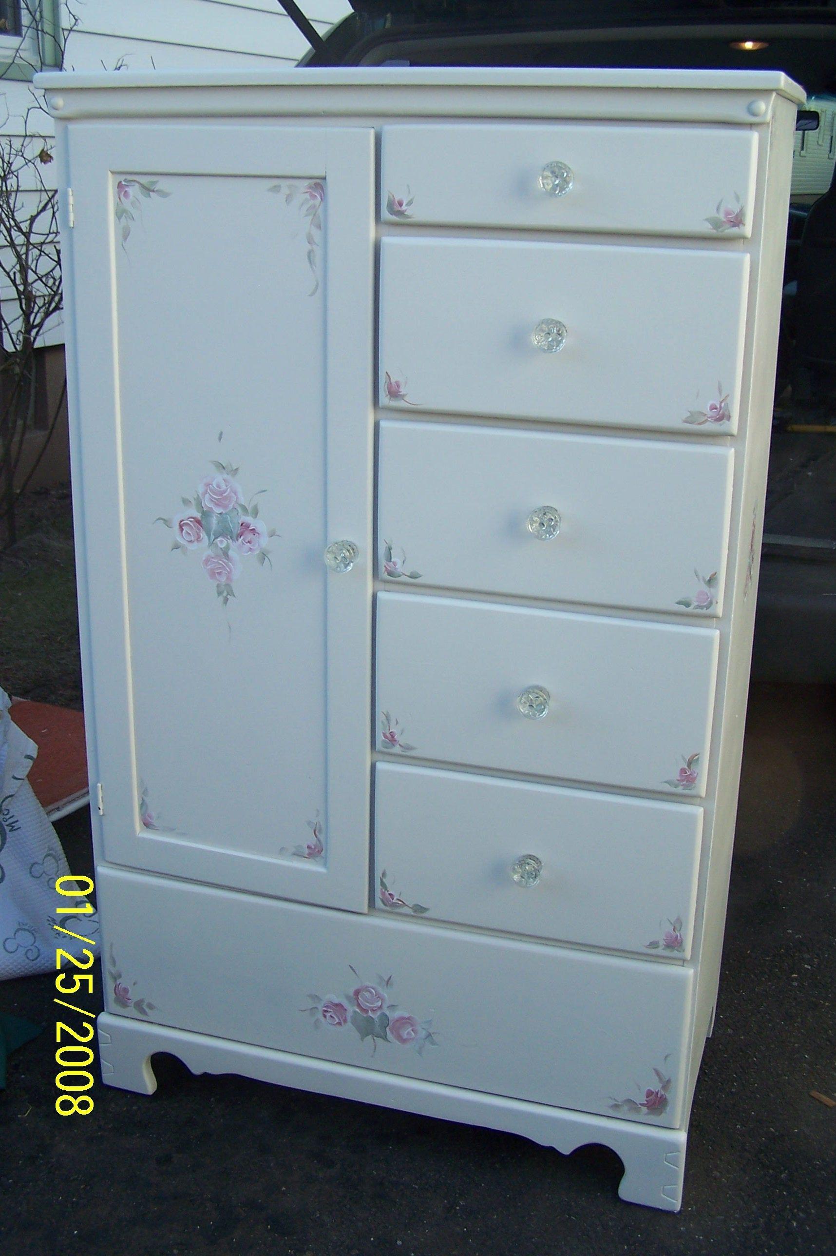 white wood wardrobe armoire shabby chic bedroom. Vintage Painted Shabby Chic Armoire Wardrobe Chifferobe Bedroom Furniture # Shabbychic #vintagefurniture #paintedfurniture White Wood B