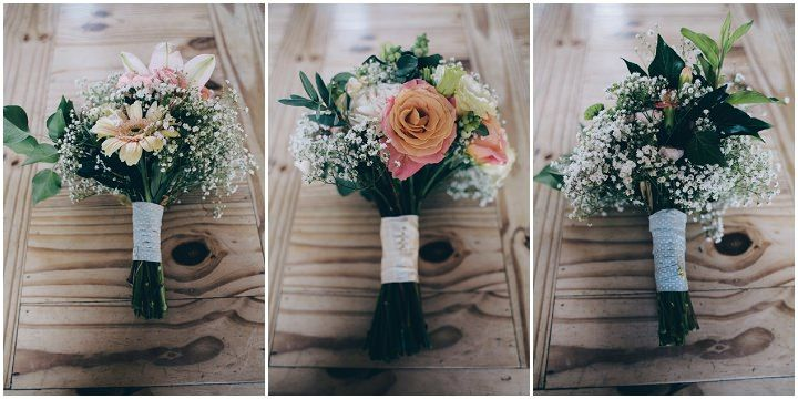 Ditte And Andrew S Vintage Inspired Homemade Barn Wedding By Sarah Morris Photography