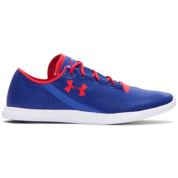 Under Armour Women's UA StudioLux Low Fresh ($80) ❤ liked on Polyvore  featuring shoes