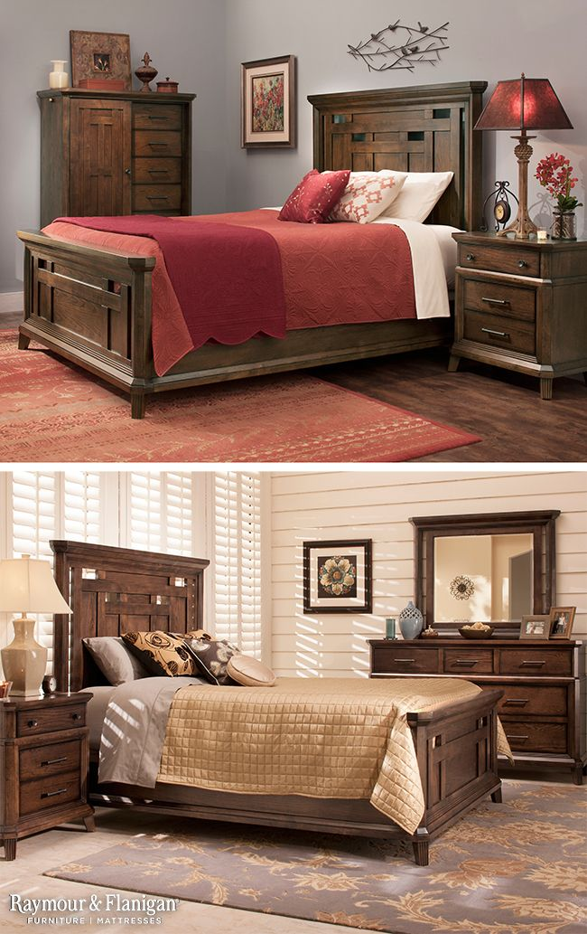 Acorn Hill 4 Pc Queen Bedroom Set Bedroom Sets Queen Bedroom