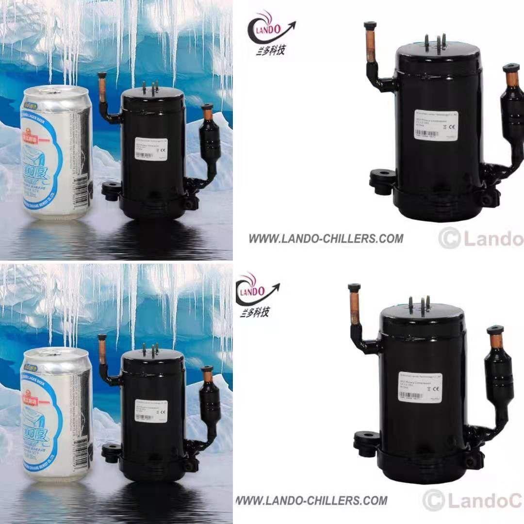 Mini Compressor, Miniature Refrigeration Compressor