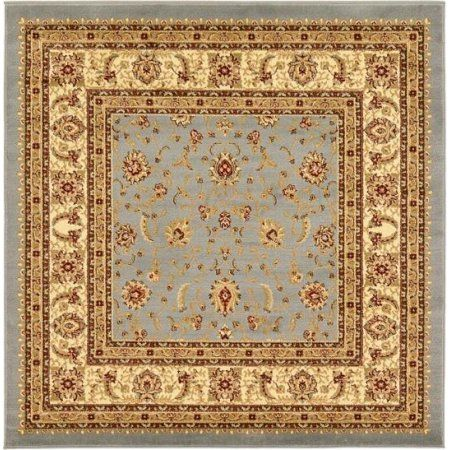 Unique Loom St. Louis Agra Rug, Blue