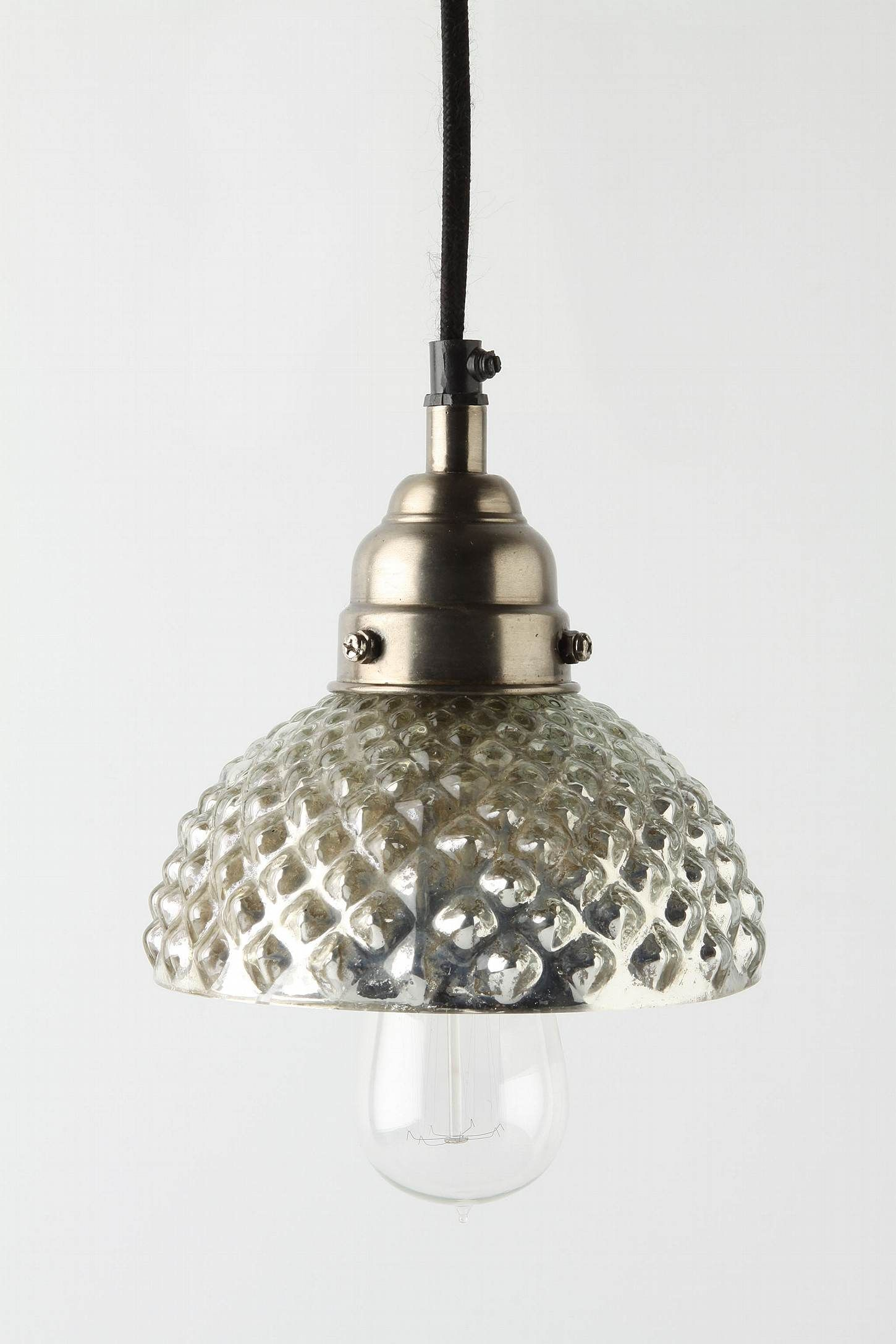 glass light mercury large pendant of ball products shades bronze