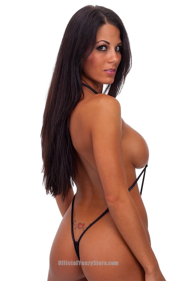 Bikini slingshot g string