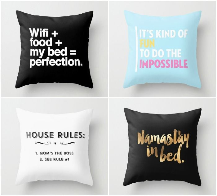 Photo Pillow Gift Ideas: 22 of the Best Birthday and Christmas Gift Ideas for 13 Year Olds    ,