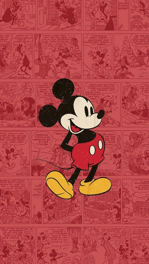 Http Weheartit Com Entry 253524079 Iphone Fondos De Pantalla Fondo De Mickey Mouse Fondos Mickey