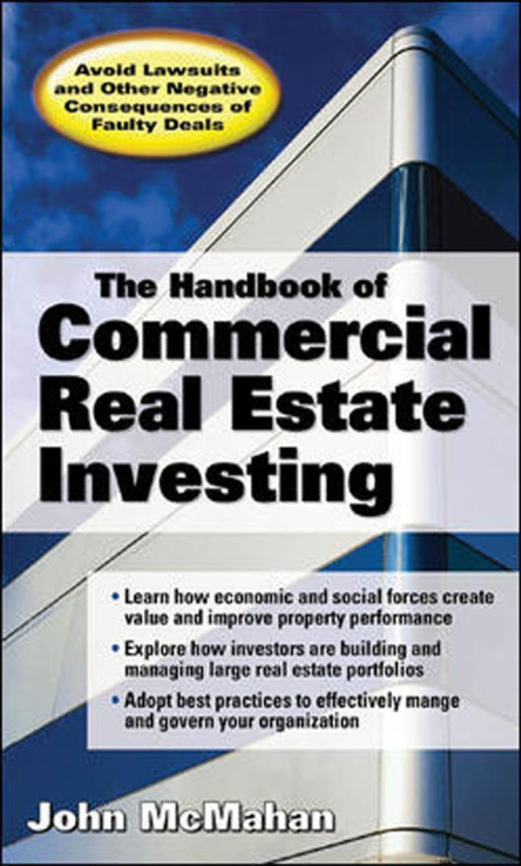 The Handbook Of Commercial Real Estate Investing Ebook Commercial Real Estate Investing Real Estate Investing Commercial Real Estate