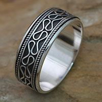 Mens ring breast cancer