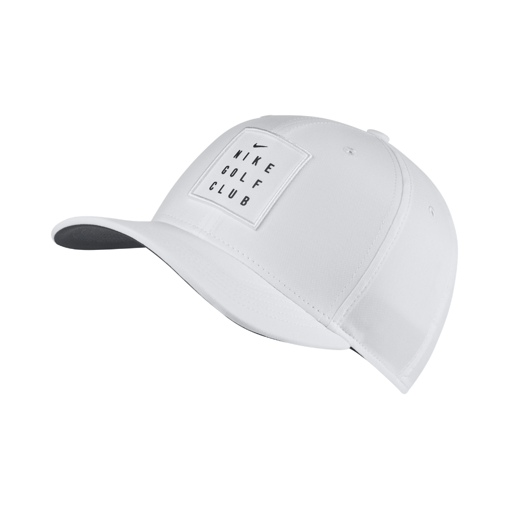 f6e1bcb27c4 Nike Golf Club Classic 99 Golf Hat (White)