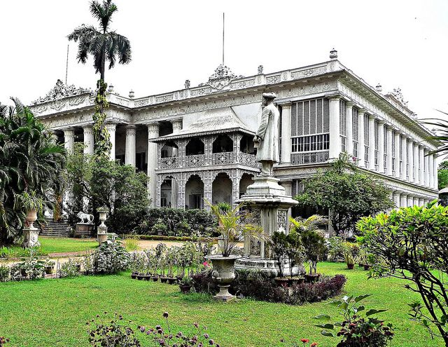 Marble Palace Calcutta India Architecture Indian Architecture Beautiful Buildings