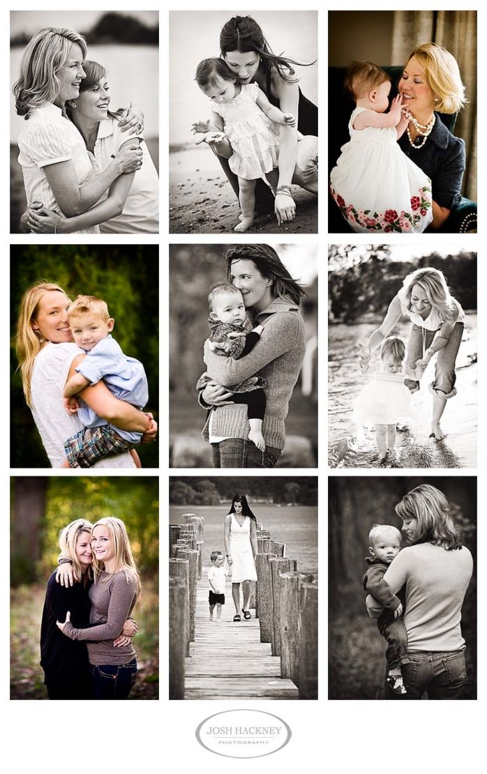 Family Photo Ideas For Mother's Day